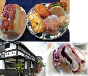 松風のパンは、どれも美味しいよ