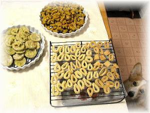 手作りクッキー トリニティさん用?