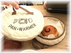 パン ウォーマーは超便利でパンを温めたり、焼いたパンを冷めにくく温かいまま食べれる