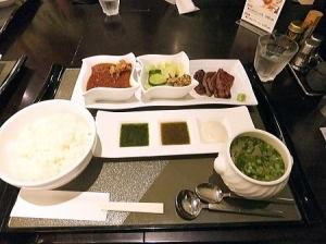 仙台駅 エスパルB1F 『青葉亭』ランチ