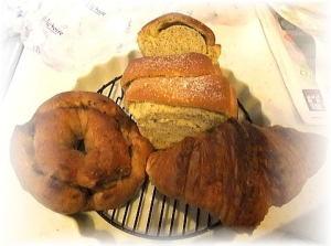 『ヴィクトワール 横浜ベイクォータ店』のパン