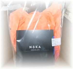 『NOKA chocolate ノカ・チョコレート』の菓子詰め合わせ 1000円