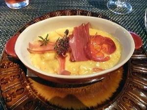 バスク地方のピぺラード(郷土料理)