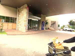 佐久市にある施設入口『のぞみサンピア佐久』