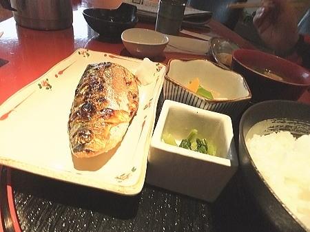 鮭と鯖の2種類から選べます