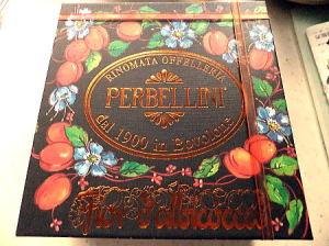 イタリア・ヴェローナにある『Perbellini ペルベリーニ 』Fior d'Albicocca アプリコットフィオル