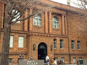 上野にある『黒田記念館』
