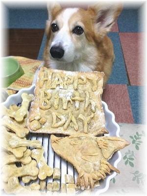 ママ殿、手作りクッキー!